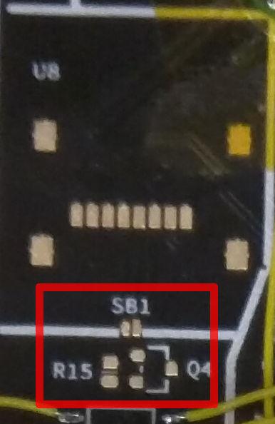µSD pads